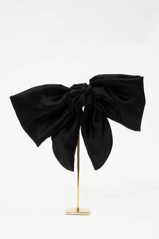 Naples Black Bow
