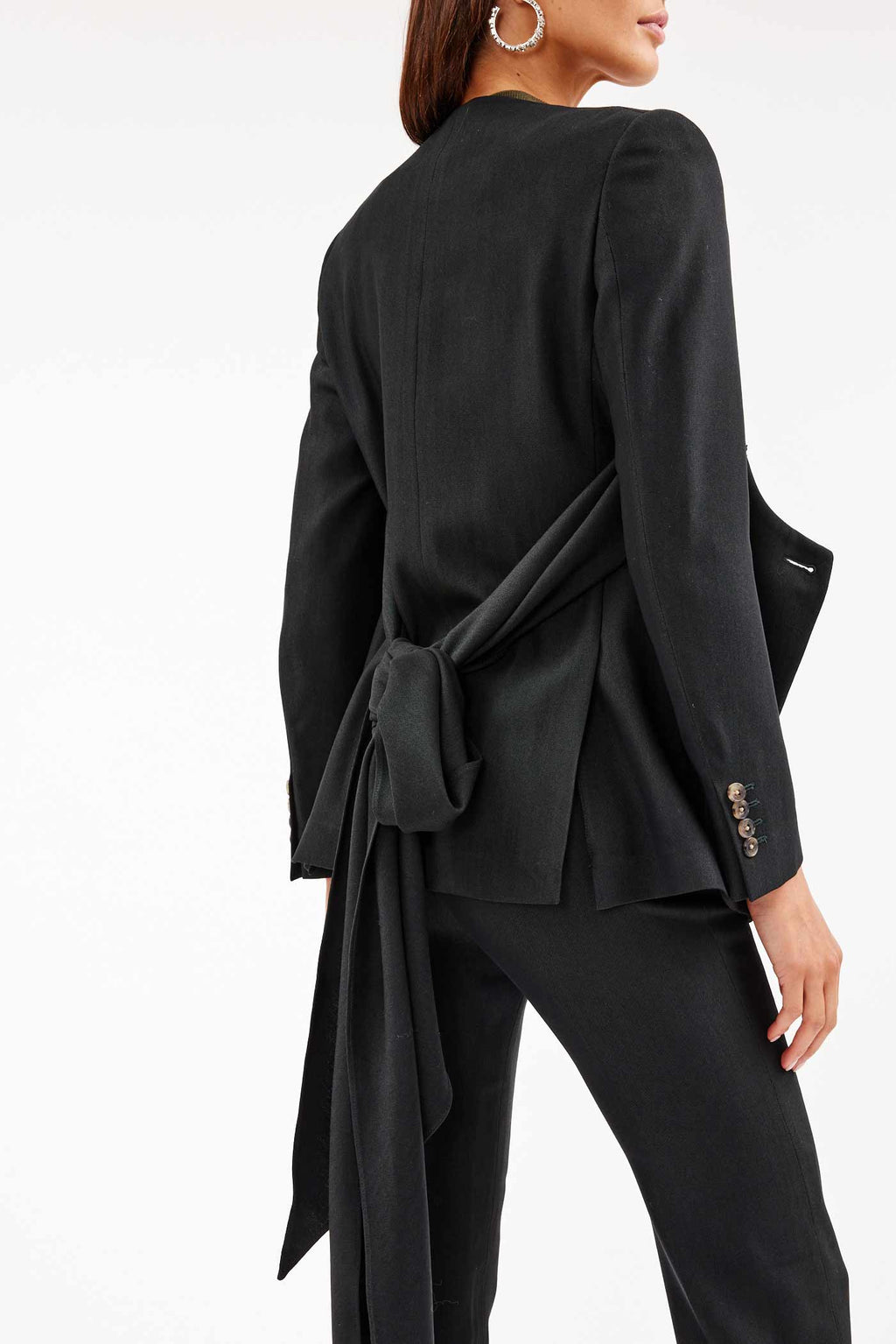 Joshua Tailored Wrap Jacket