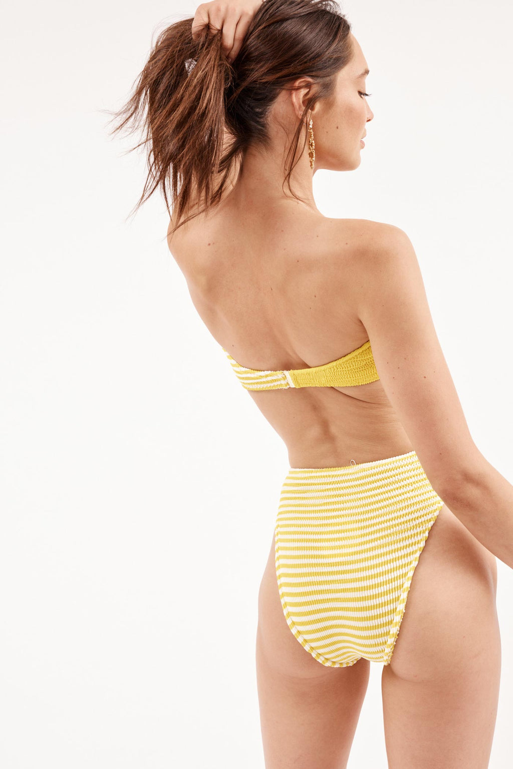 Ripple Brief Sun Stripe