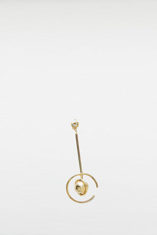 Orbit Earring Gold