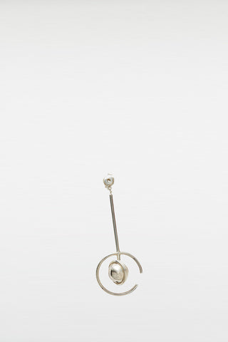 Orbit Earring Silver