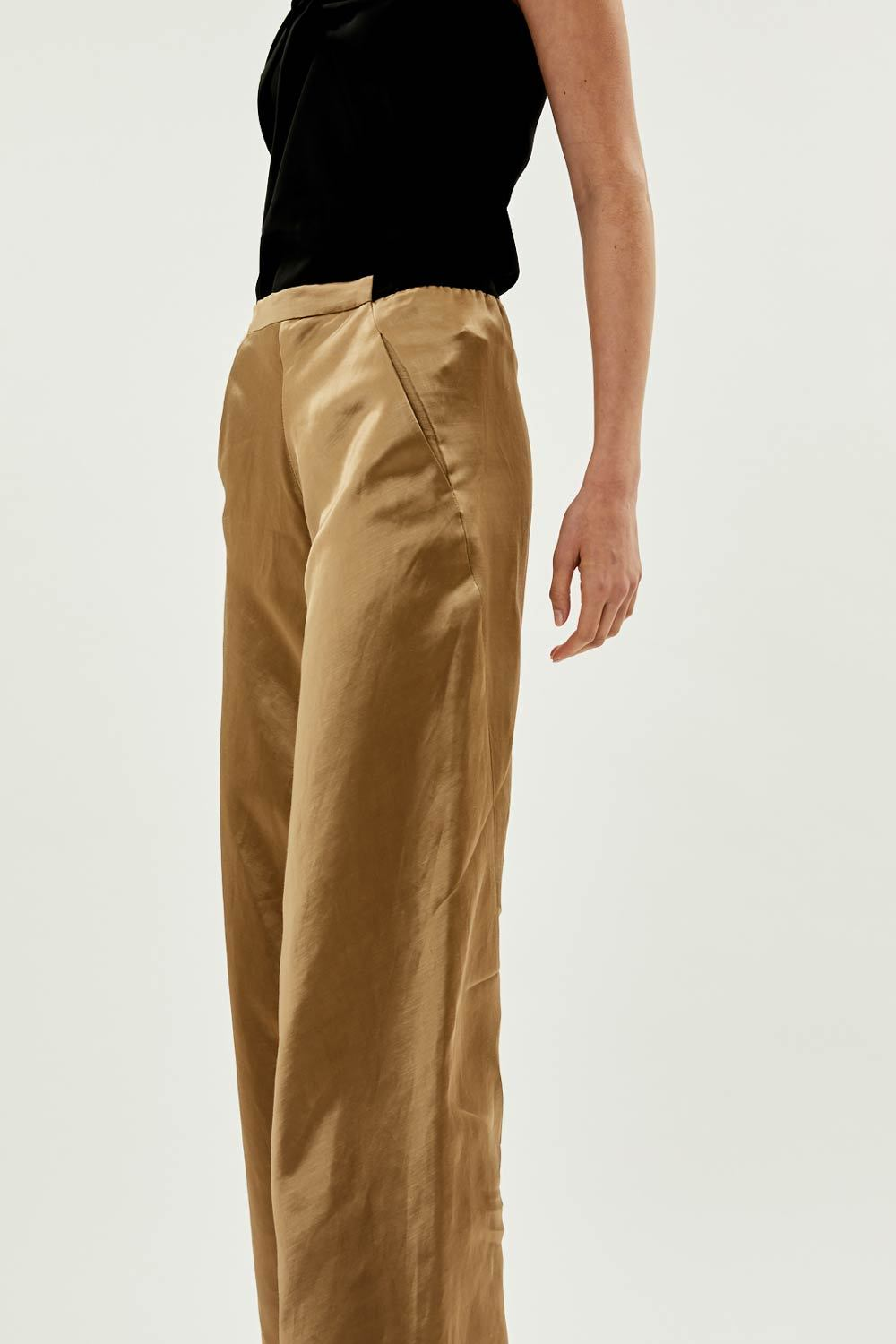 Bias Toffee Pant