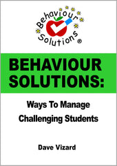Ways to Manage Challenging Students cover