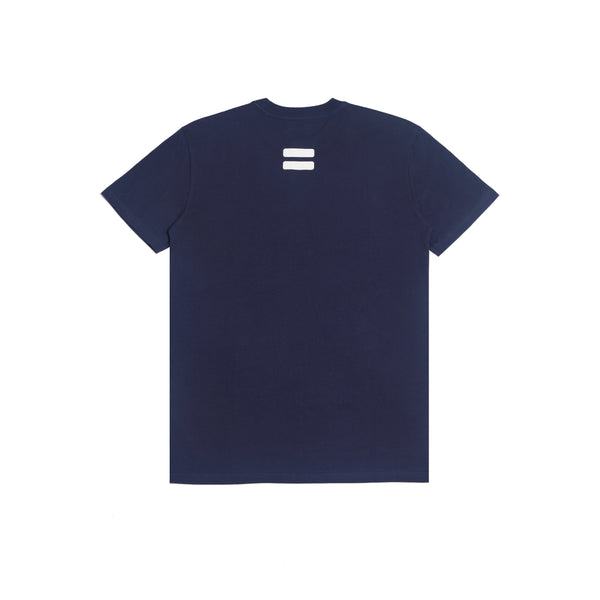 Equalize Tee - Navy