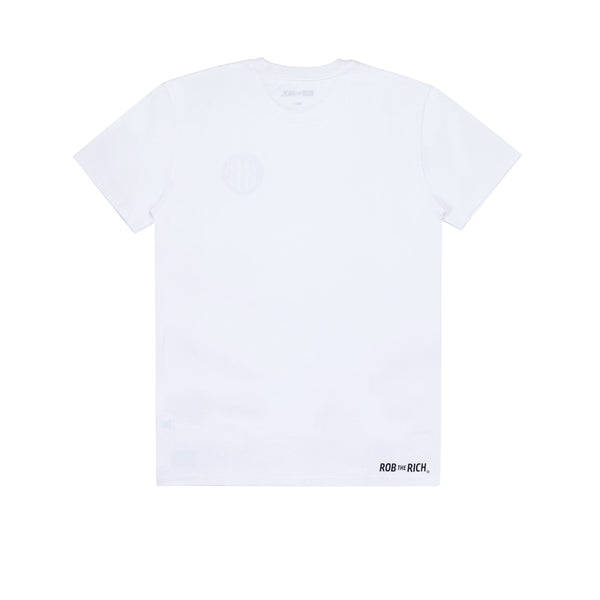 RTR Icon Staple Tee - White