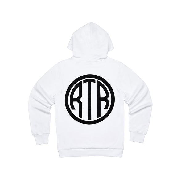 RTR Icon Hoodie - White