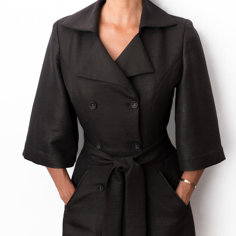 The Audrey Coat - Yem Collective