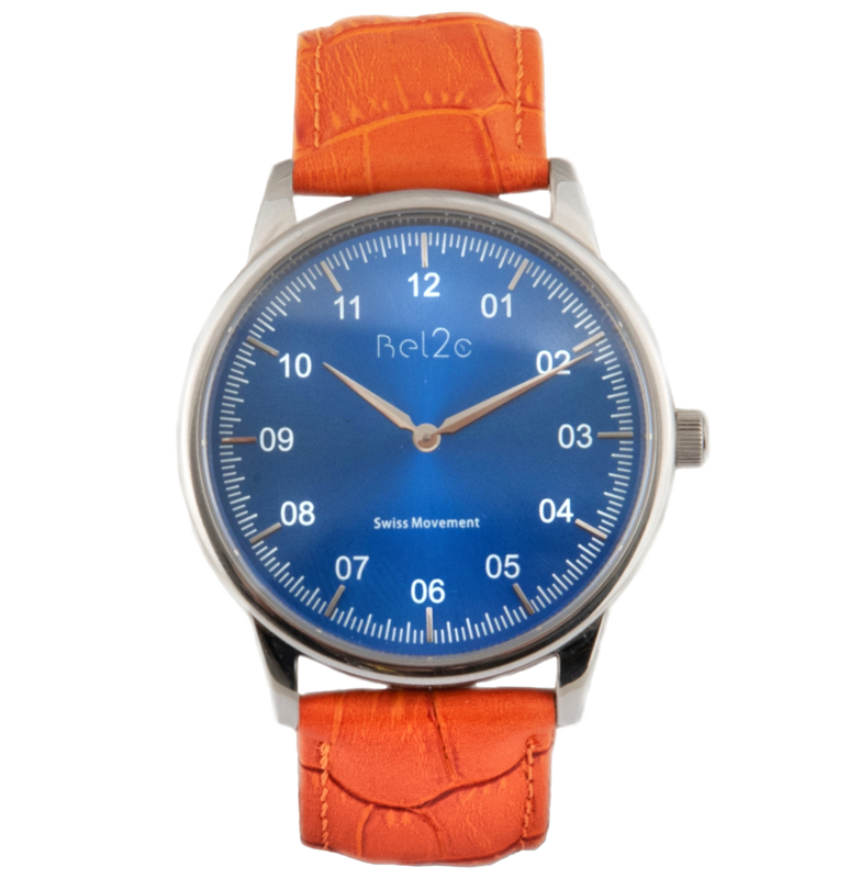 Amos Brown watch
