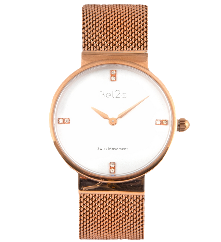 Alice Rose Gold watch