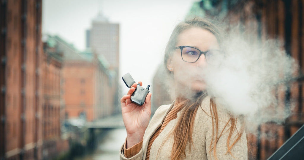 """False fears"" preventing smokers from using e-cigarettes to quit"