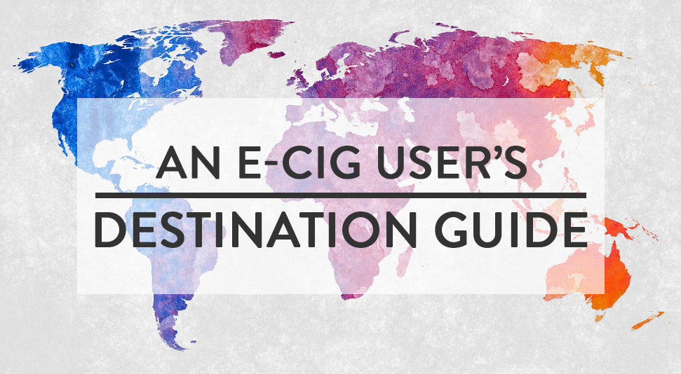 The definitive vaping destination guide