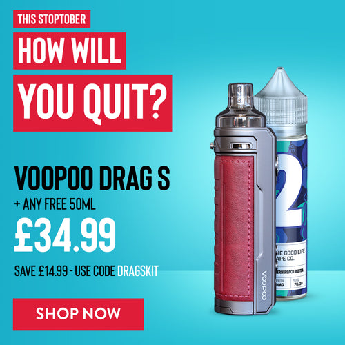 Voopoo Drag S Starter Kit