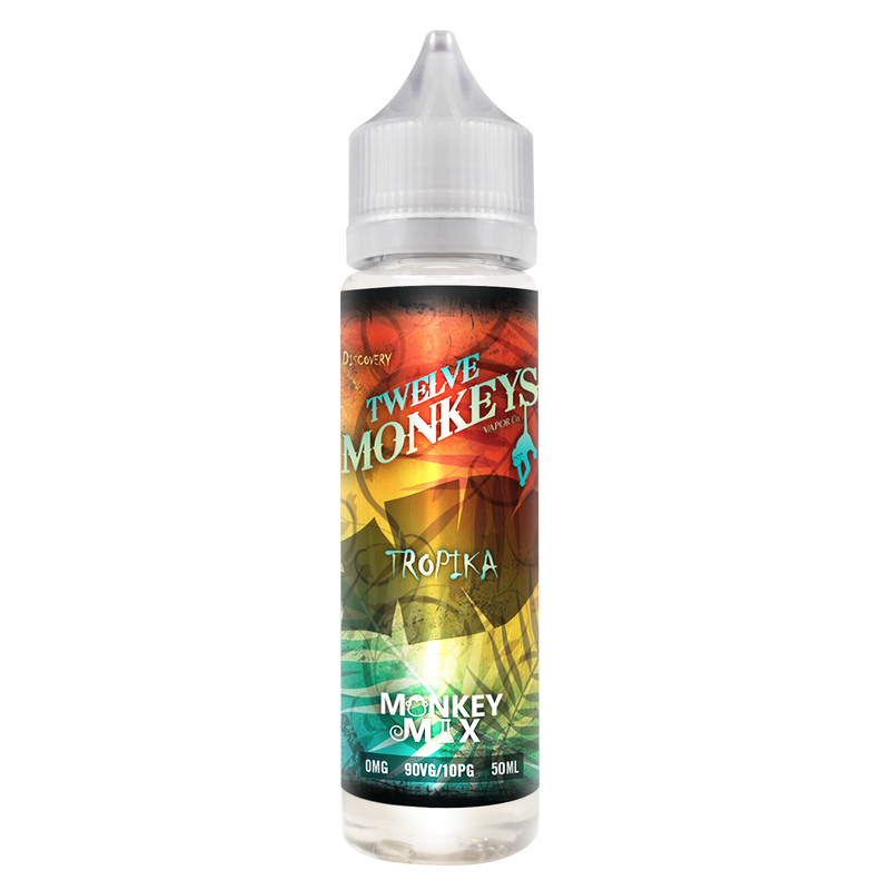 Twelve Monkeys Tropika Short Fill - 50ml