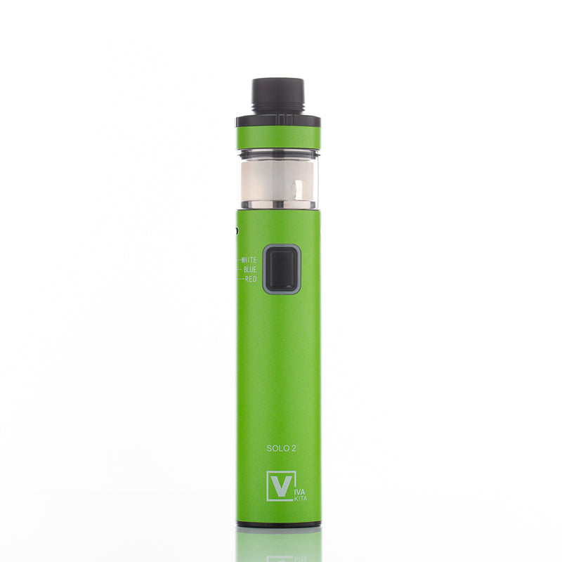 Vaptio Solo 2 Starter Kit - Green
