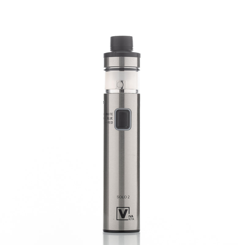 Vaptio Solo 2 Starter Kit - Stainless Steel