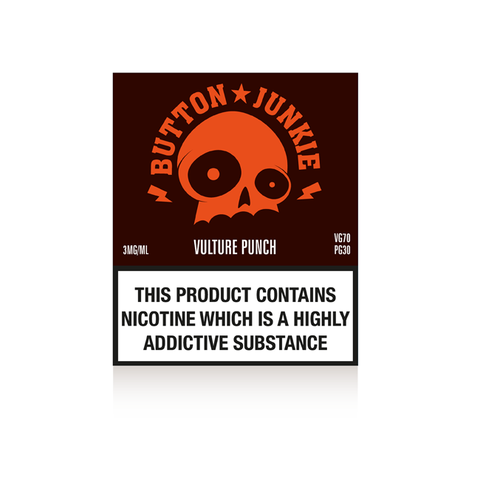 Button Junkie - Vulture Punch - 3 x 10ml