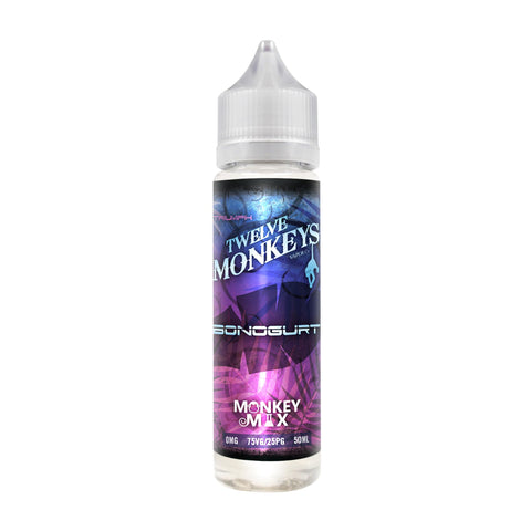 Twelve Monkeys Bonogurt Short Fill - 50ml