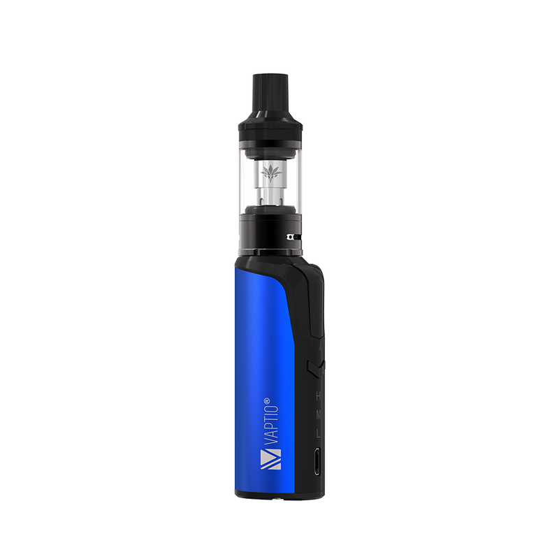 Vaptio Cosmo Vape Kit - Blue