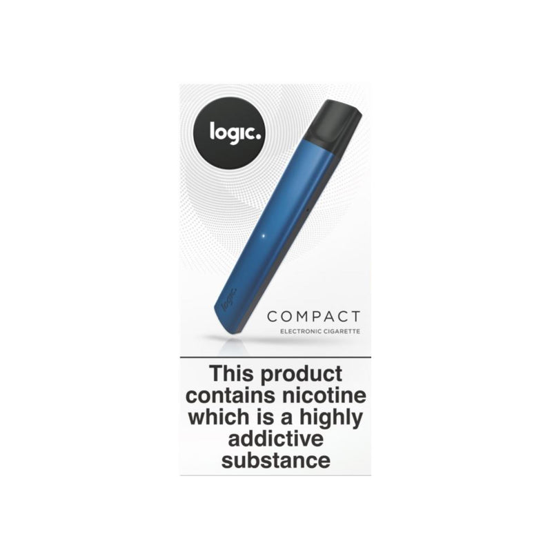Logic Compact Device - Steel Blue