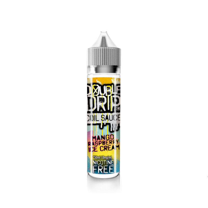 Double Drip - Mango Raspberry Ice Cream - 50ml - Short Fill