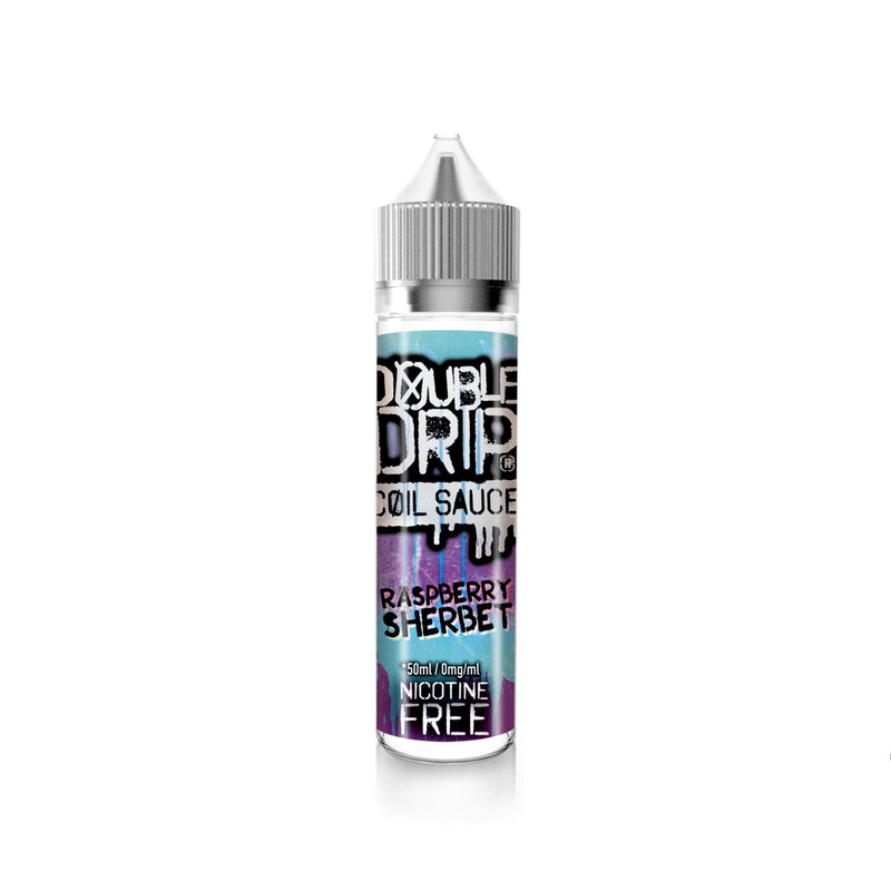 Double Drip - Raspberry Sherbet - 50ml - Short Fill