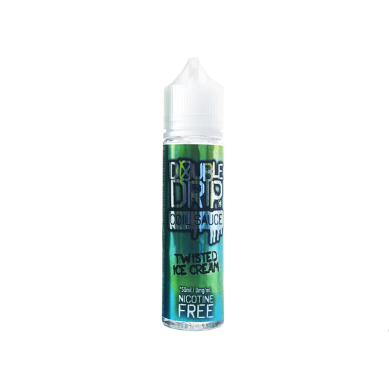 Double Drip Twisted Ice Cream Short Fill - 50ml