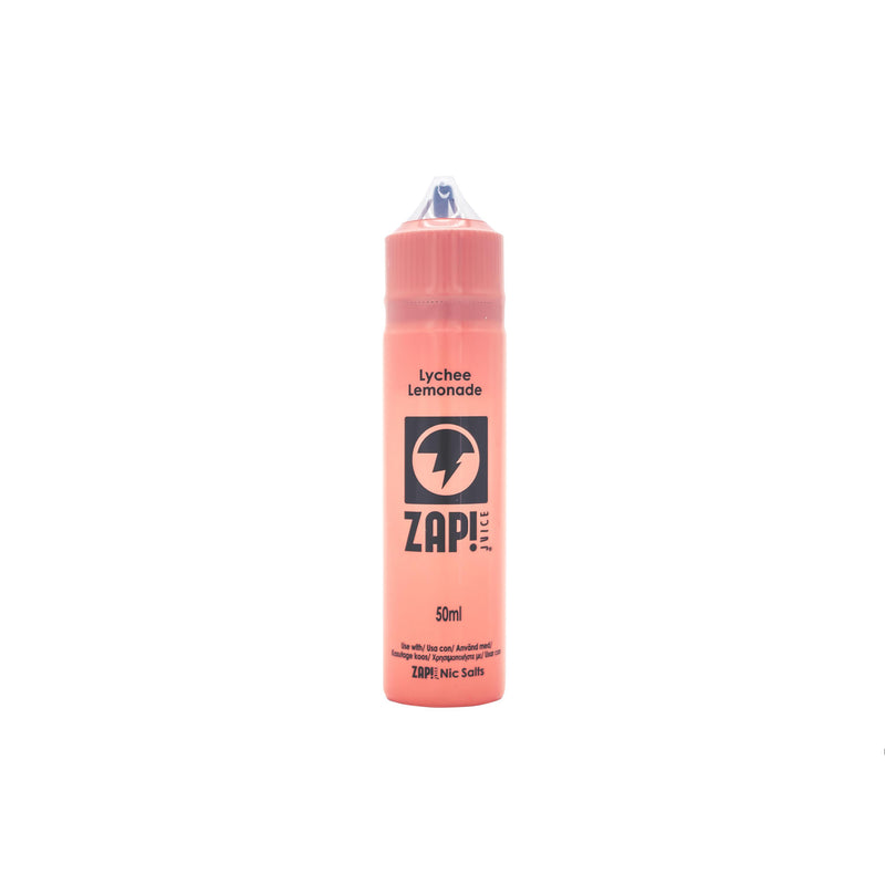 ZAP! Juice - Juice Lychee Lemonade - 50ml - Short Fill