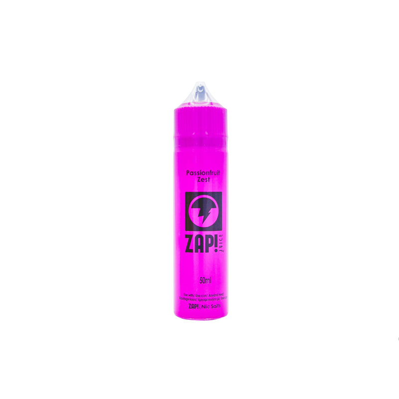 ZAP! Juice - Passionfruit Zest - 50ml - Short Fill