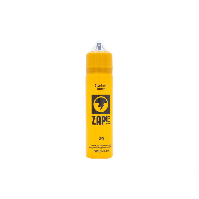 ZAP! Juice Starfruit Burst Short Fill - 50ml