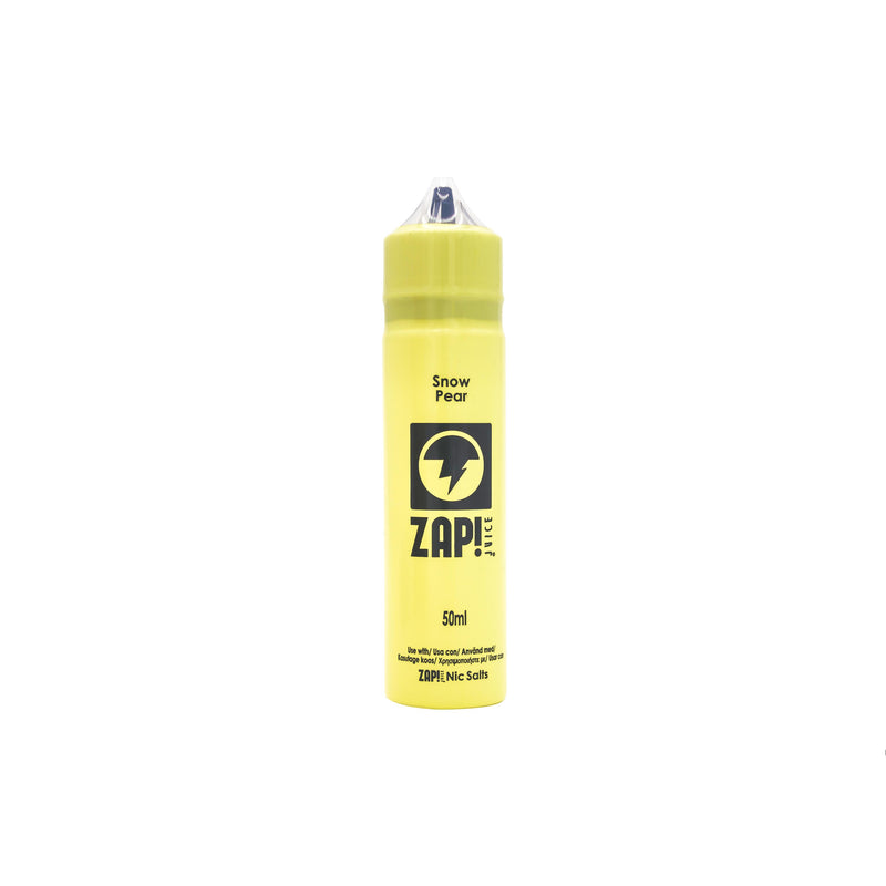 ZAP! Juice Snow Pear Short Fill - 50ml