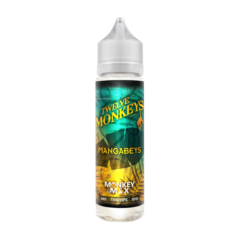 Twelve Monkeys Mangabeys Short Fill - 50ml