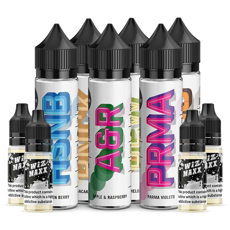 Perfect Strangers Short Fill E-Liquid Bundle - 6 x 50ml