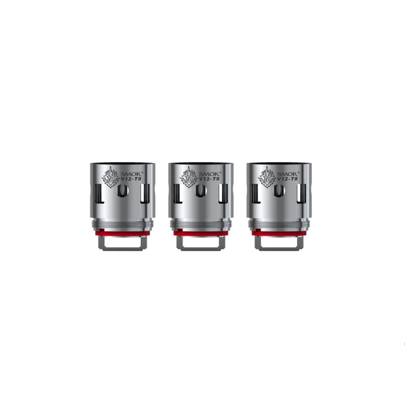 SMOK - TFV12 V12-T8 Coils (Pack of 3)