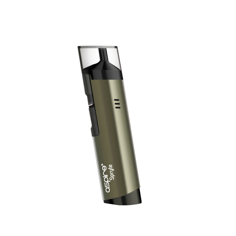 Aspire Spryte AIO Pod Kit - Olive Green