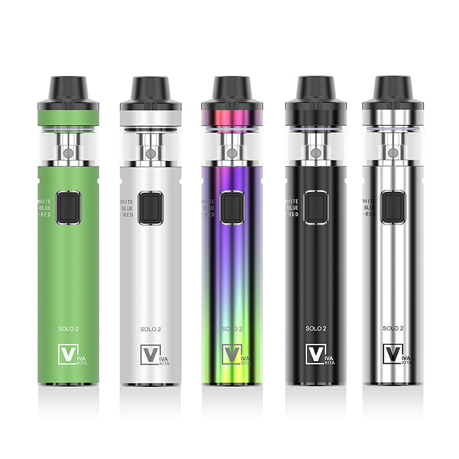 Vaptio Solo 2 Starter Kit - All colours