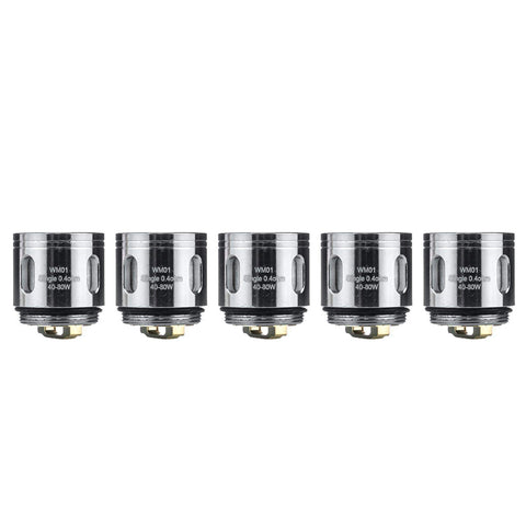 Wismec WM Series Coils (Pack of 5)