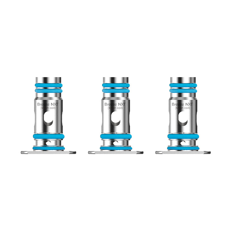 Aspire Breeze NXT Replacement Coils 0.8Ohms (Pack of 3)