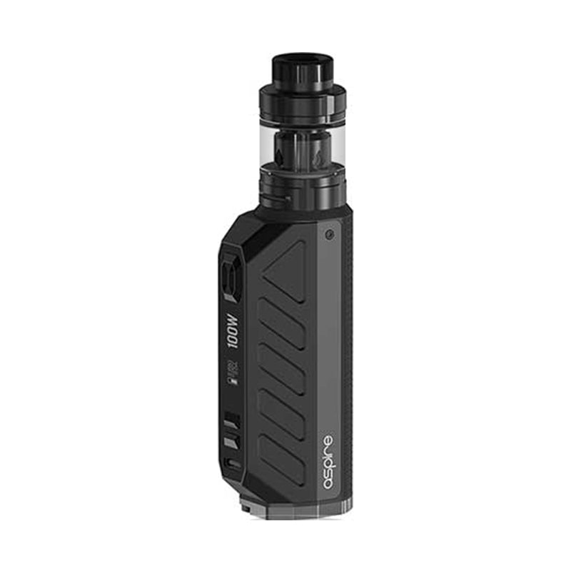 Aspire Deco Vape Kit with Odan Evo Tank - Black