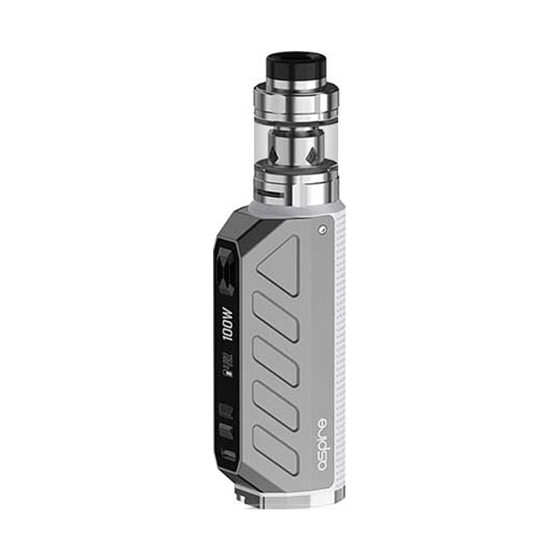 Aspire Deco Vape Kit with Odan Evo Tank - Silver