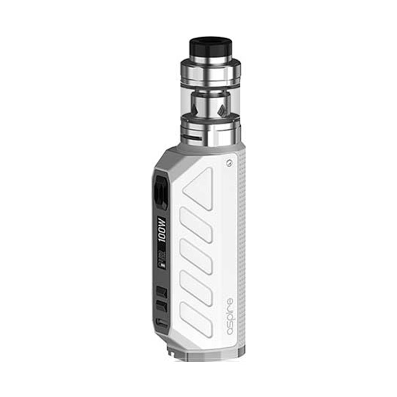 Aspire Deco Vape Kit with Odan Evo Tank - White