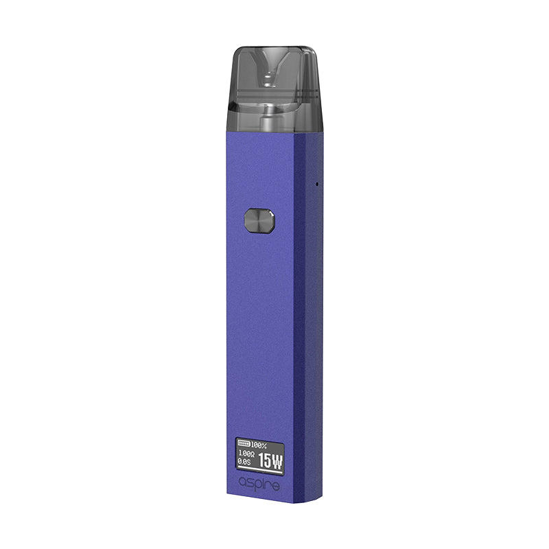 Aspire Favostix Pod Vape Kit - Navy Blue