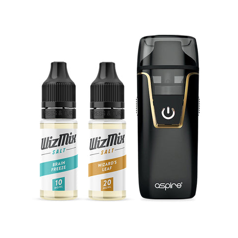 Aspire Nautilus AIO Pod Kit Bundle