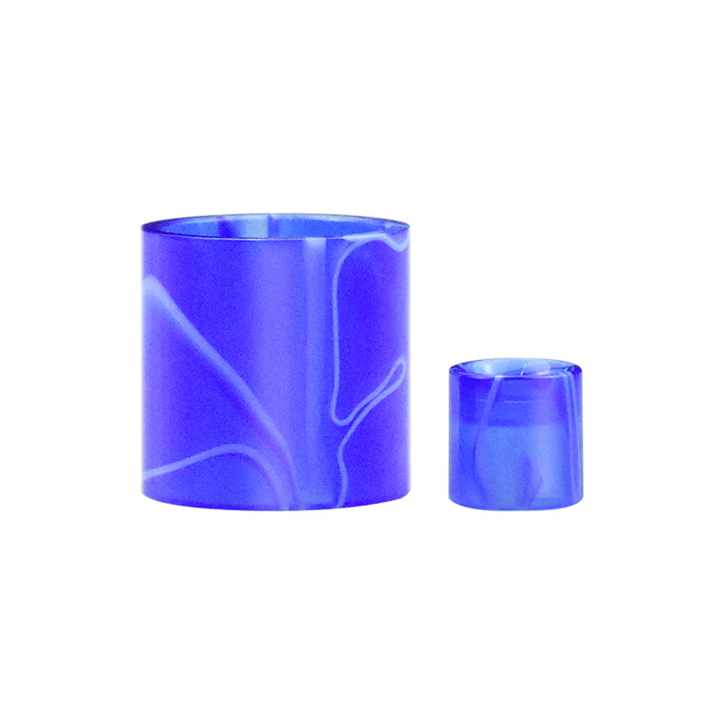 Pockex AIO 2ml Tank and Drip Tip Kit - Blue