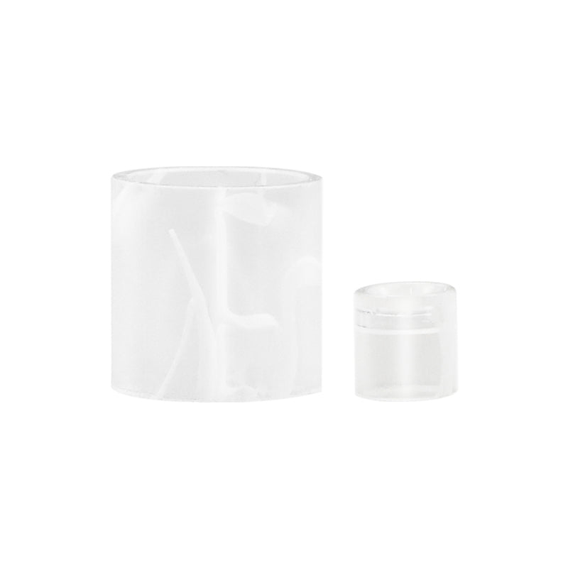 Pockex AIO 2ml Tank and Drip Tip Kit - White