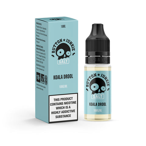 Button Junkie Koala Drool Nic Salt - 10ml