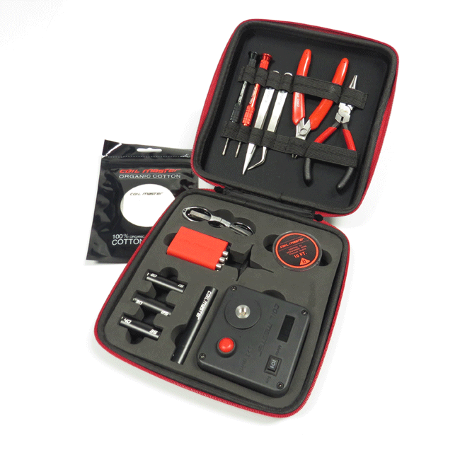 Coil Master V3 DIY Kit Open