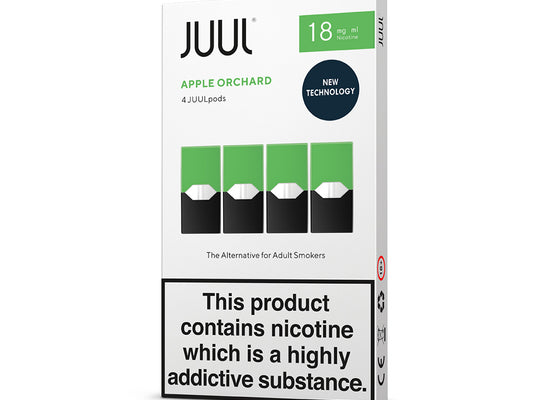 JUUL - Available In The UK - Next Day Delivery | ECIGWIZARD