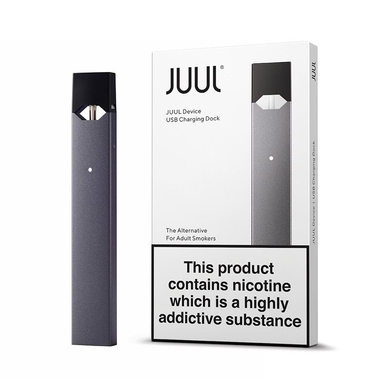 JUUL Vape Device Kit - Slate