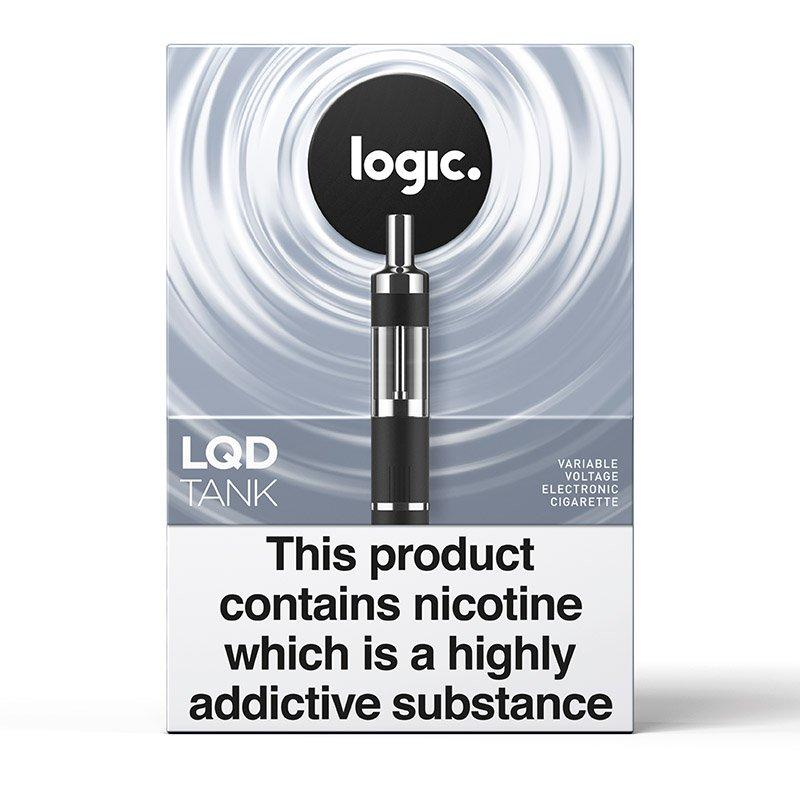 Logic LQD Starter Kit - Black