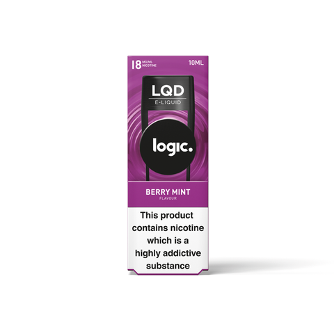 Logic LQD Berry Mint - 10ml